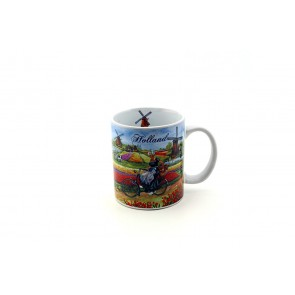 Mug with decorations of Hunnik