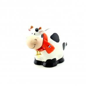 Fat cow money box.